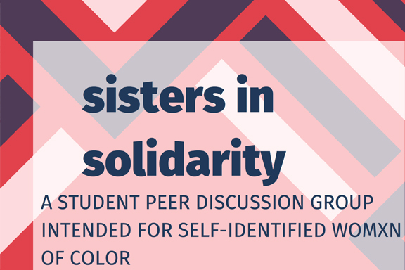 Sisters in Solidarity peer discussion group