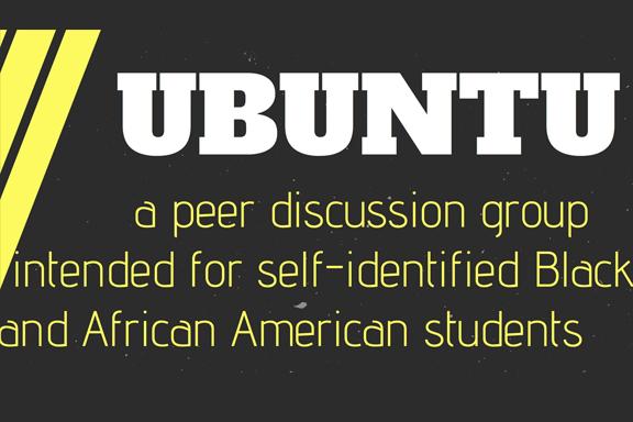 Ubuntu peer discussion group logo