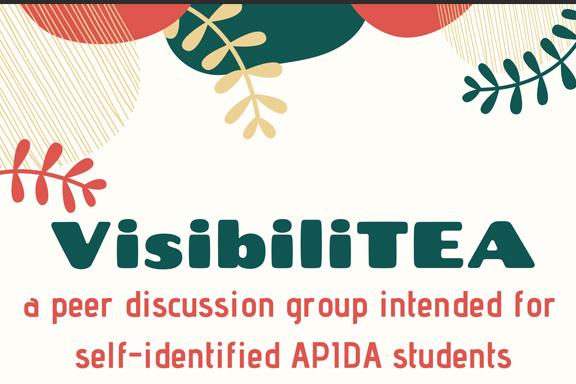 VisibiliTea peer discussion group